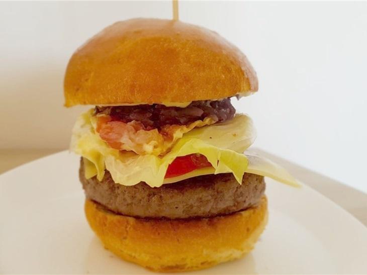 Mini hambuger con panini al latte  Chef Stellati - Daniel Facen