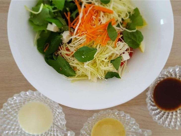 Pranzo veloce con insalata primaverile - Ricette Chef Stellati - Daniel Facen