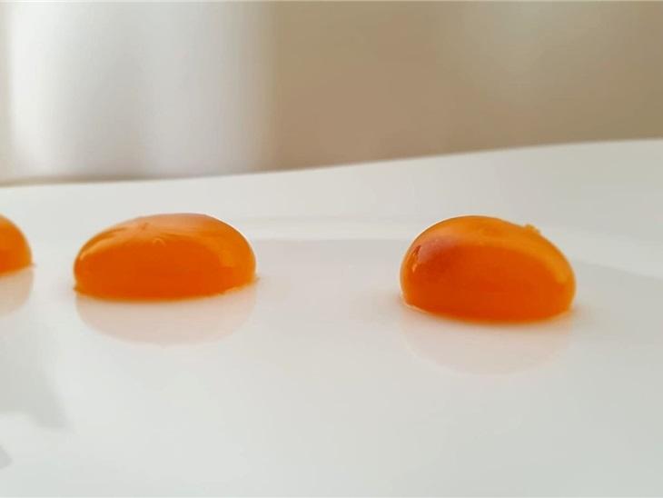 Prosciutto e melone sferico